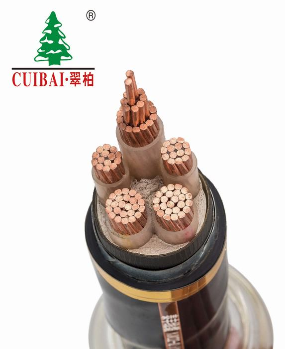 Safe 1kv Copper Core XLPE Insulated Aerial Electrical Power Cable Electric Wire