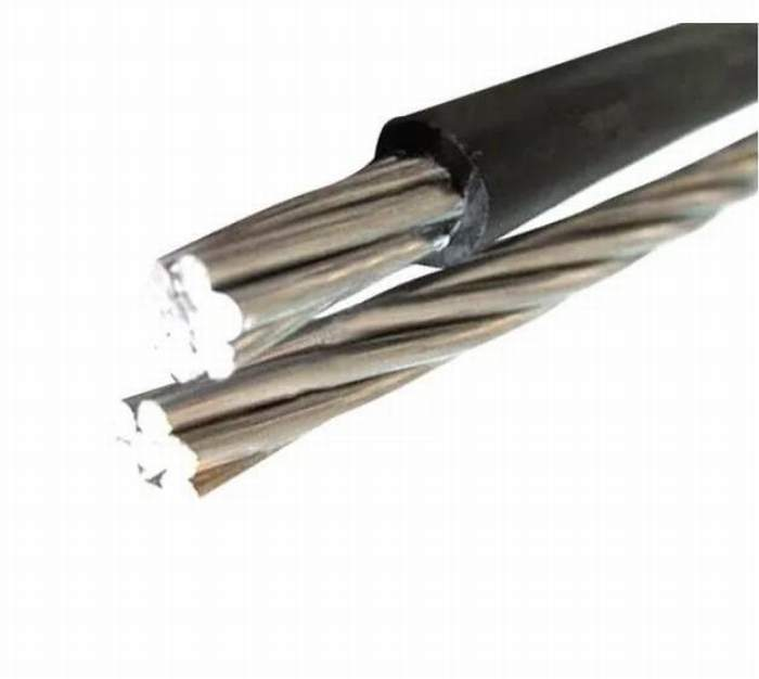 PE / XLPE Insulation Overhead Electric Cables AWG with Aluminum Conductor