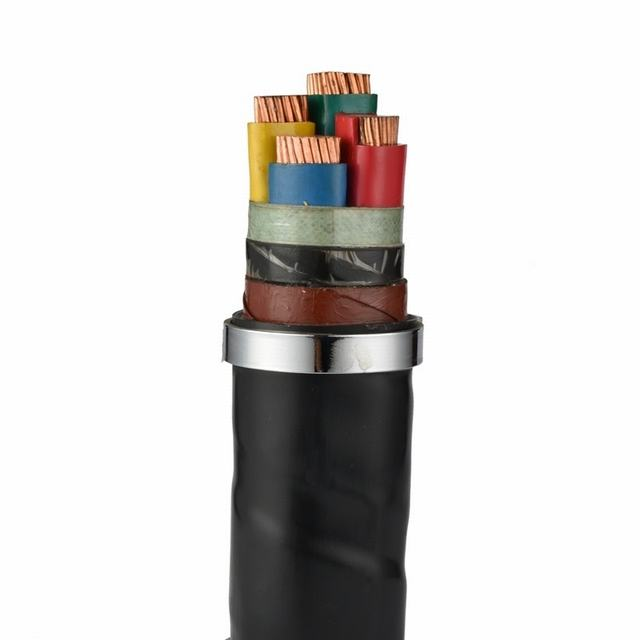 0.6/1kv PVC Insulated PVC Sheathed Copper/Aluminium Power Cable with Ce Approved.