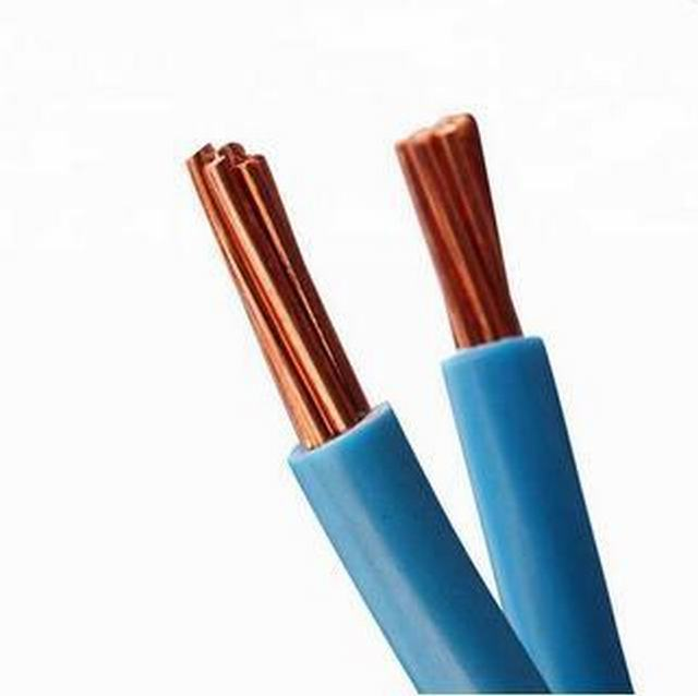 450/750V Copper Conductor PVC Insulated Electric Wire