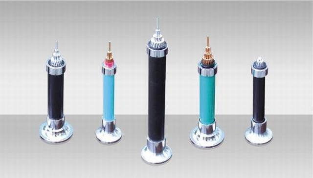 Electric Cable, Aluminium Conductor XLPE Insulated Aerial Cable with Rated Voltage 1kv.