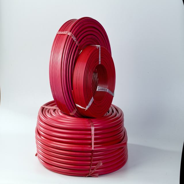 Electric Wire, Copper Conductor PVC Insulated Building Wire.