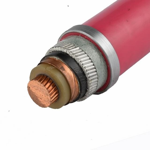 IEC Standard, Copper/Aluminium Conductor XLPE/PVC Insulated PVC PE Sheathed Power Cable, Electric Cable.