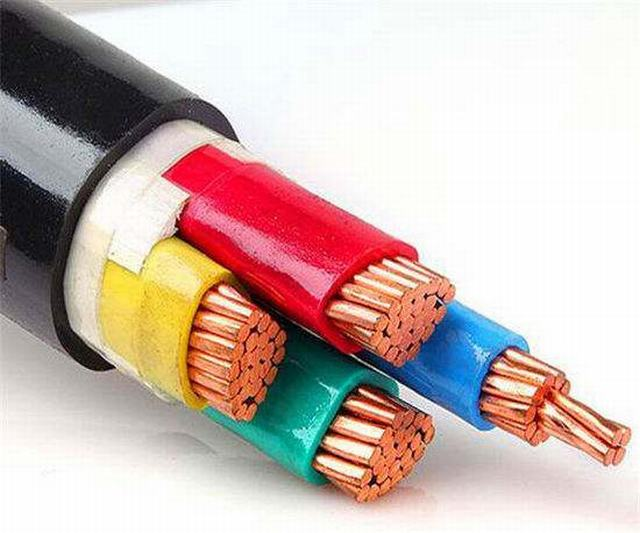 Low Voltage Copper/ Aluminum Conductor PVC Insulated Power Cable Electric Wire