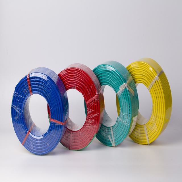 PVC Insulated Electrical Wire Cable, Building Wire.