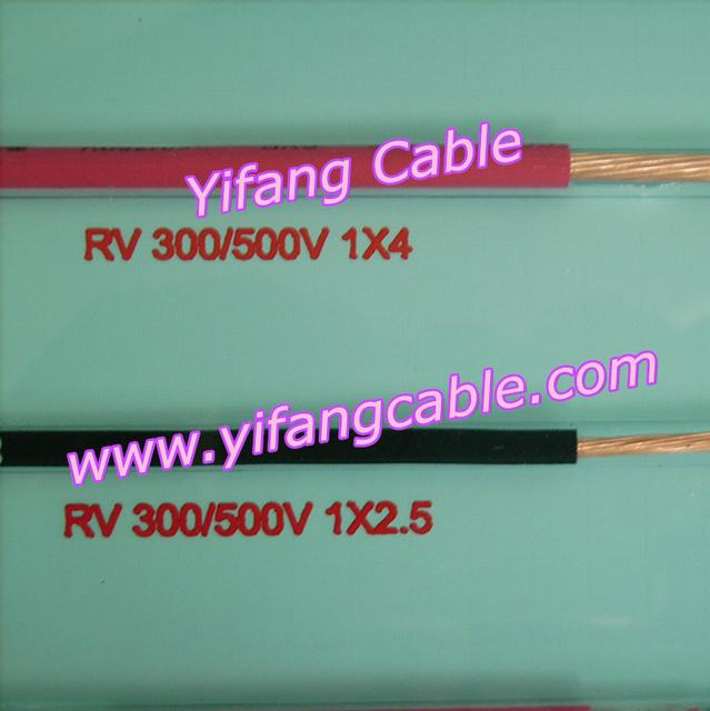 (300/500V) Flexible Copper Wire for Mobile Equipment