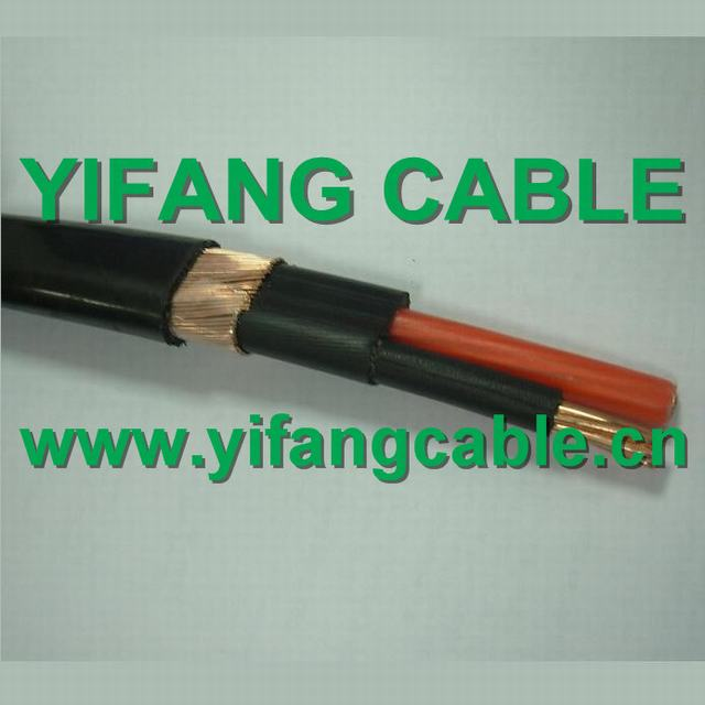 0.6/1kv 8/2, 6/3 Concentric Cable