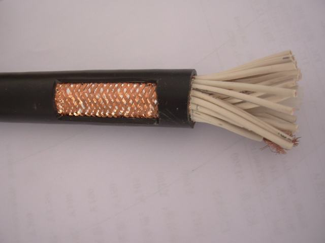 0.6/1kv Control Cable Copper Wire Braided