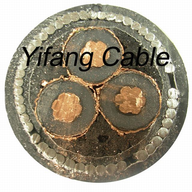 11kv 3/C 95mm2 Power Cable