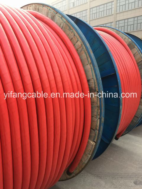 11kv Al Conductor Cable 3X70mm2 for Qatar