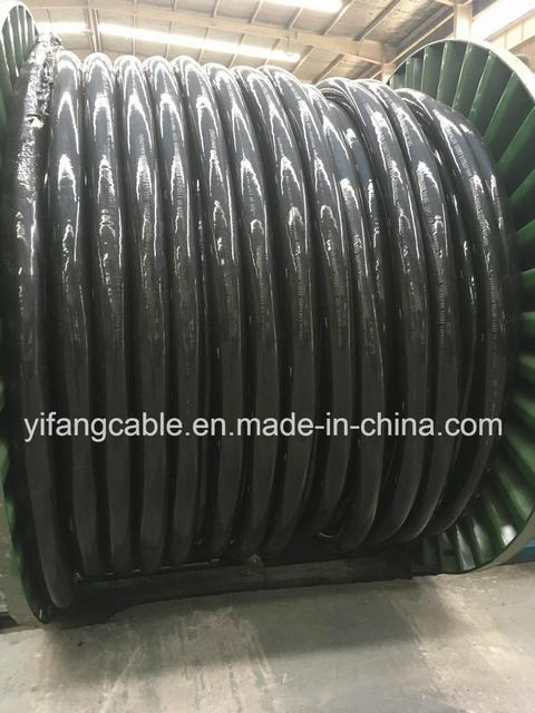 12/20kv de cable submarino de 3x185mm2