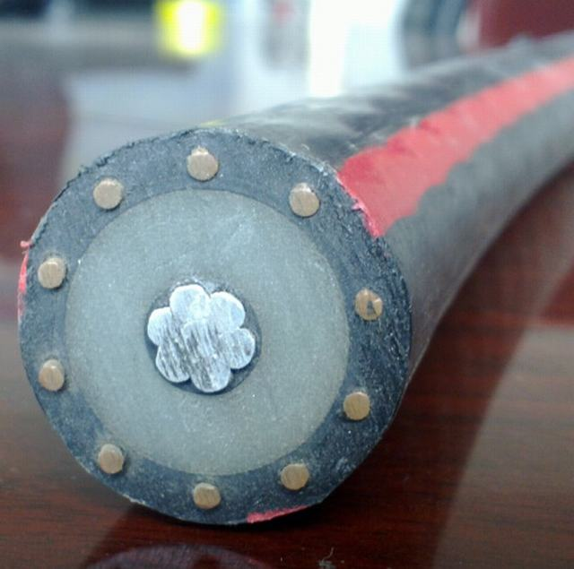 15kv Primary Ud Cable Trxlp Insulation Polyethylene Jacket Aluminum or Copper Conductors, 2AWG