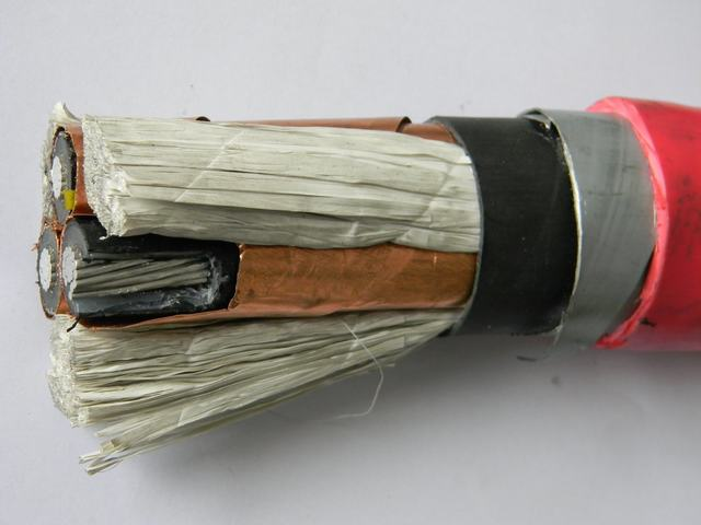 25kv Shielded Powercable for Use in Thetransmission Anddistribution of Electricenergy