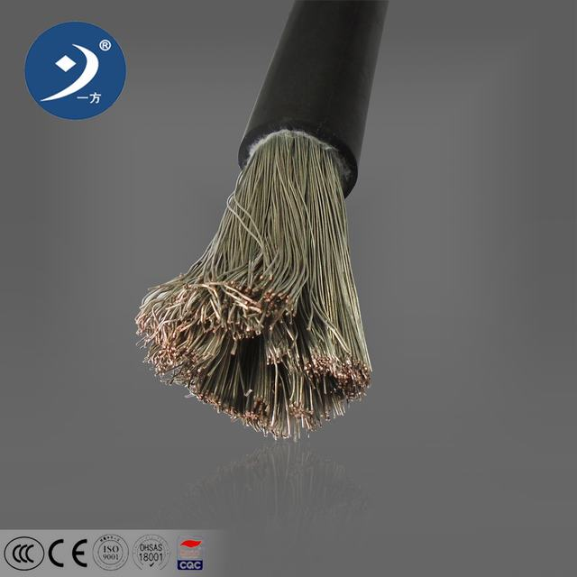 25mm 35mm 50mm 70mm 95mm / 20 10 AWG Rubber Insulation Power Copper Welding Cable