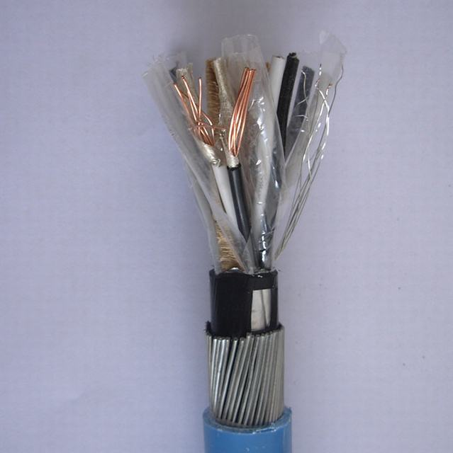 2X3X1.5mm2 Multi Pairs Insulated Is OS Screen Swa Armoured Flame Retardant PVC Oversheath Instrument Cable