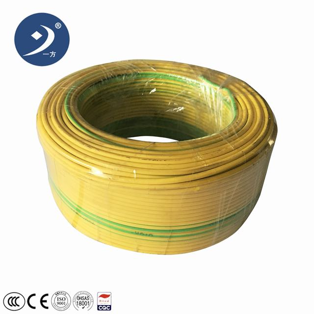 300/500V Multi Core Copper Electric Wires Cables Electrical Cable Wire