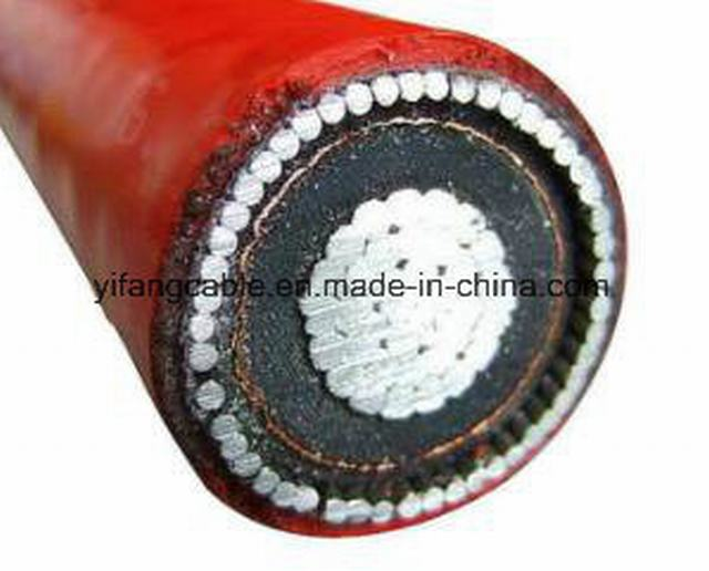 33kv XLPE Power Cable 1X95mm2 Single Core 20kv Electrical Wire