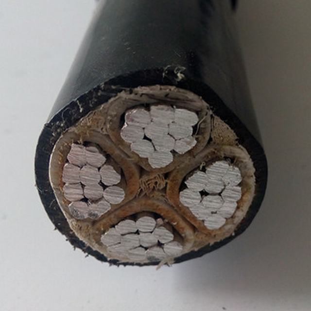 3c 4/0AWG Al Triplex XLPE 600V Low Voltage Cables