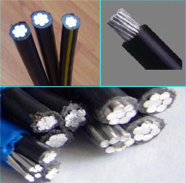 4*16mm 4*4*25mm de aluminio de 50mm Cable ABC