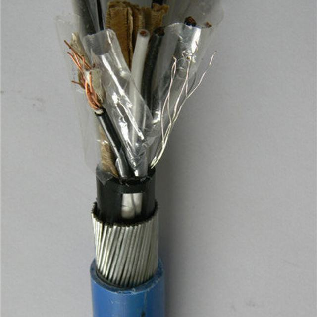 4X2X1.5mm2 Multi Pairs Insulated Is OS Screen Swa Armoured Flame Retardant PVC Oversheath Instrument Cable