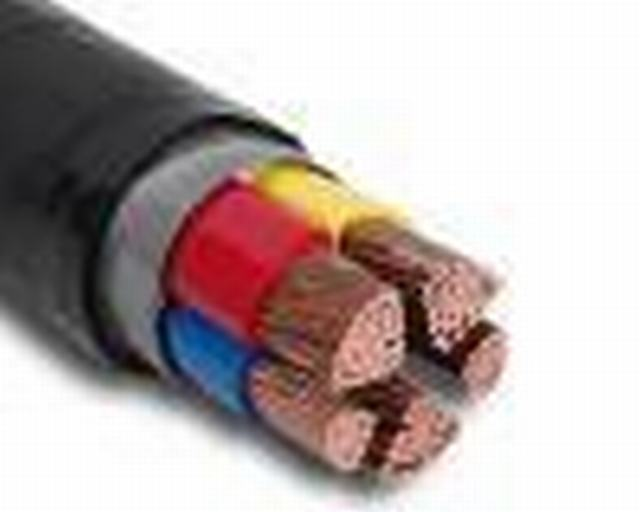 600/1000V, XLPE Insulation, PVC Sheathed, Armored Power Cable