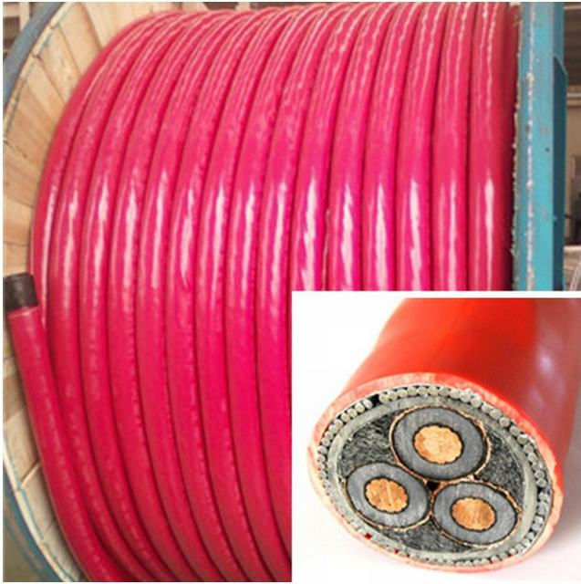 8.7/15 (17.5) Kv U/G Cables 15kv, XLPE, 3X240 Sq. mm Copper Conductor BS-6622 IEC 60502