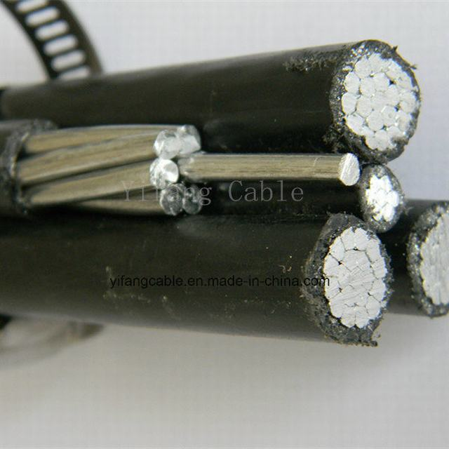 Aerial Bundle Cable 0.6/1kv 3X95+70+2X16mm2