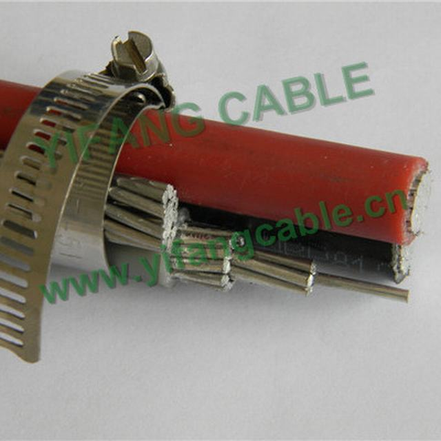 Aerial Bundle Cable, 0.6/1kv, XLPE Insulation, Aluminum Conductor
