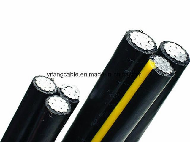 Aluminum Conductor Overhead Insulated ABC Cable