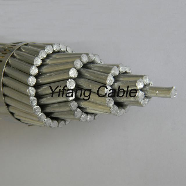 1350 Conductores desnudos AAC Amapola 1/0AWG 7/3.12mm