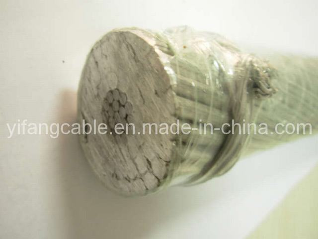 Concentric-Lay-Stranded Conductor with Coated Steel Reinforced (ACSR)