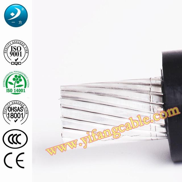Conductor 100mm2 AAC HD PVC