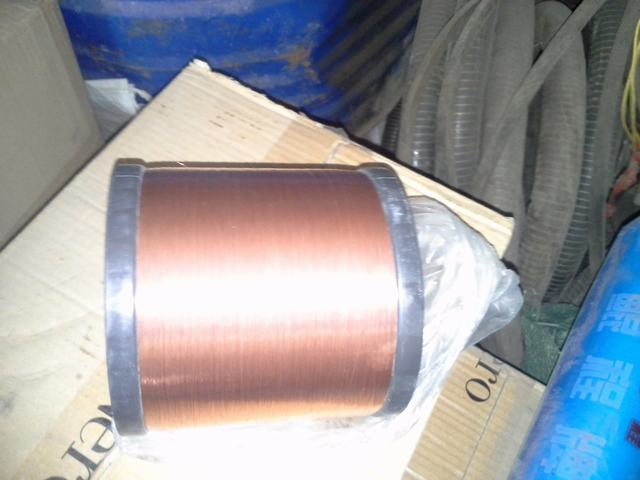 Copperweld 30% 40% Conductivity / Copper Clad Steel Wire