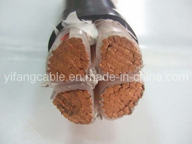 Cu/XLPE/Sta /PVC 4 Cores150mm2 Copper Power Cable