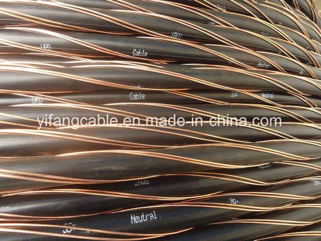 Factory Supply Urd Cable for Dominica Market 33% Neutral