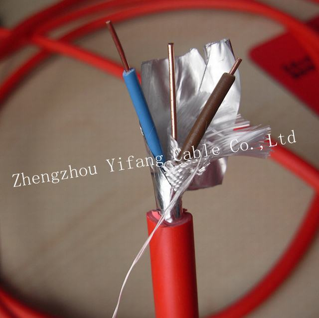 Fire-Resistant Cable Copper Conductor Mica Tape