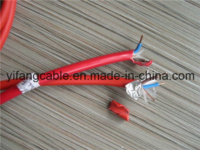 Fire-Resistant Wire and Cable LSZH Type