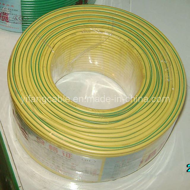 Flexible Copper Conductor PVC Insulated Electrical Wire