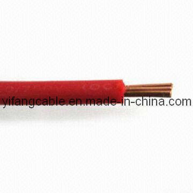 Flexible Copper PVC Insulated Electric Wire (BVR)