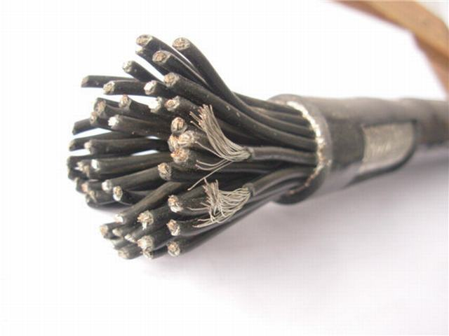 H05V2V2-F 300/500V Multi-Cores Flexible Stranded Copper Conductor PVC Insulated and Sheath Power Control Cable