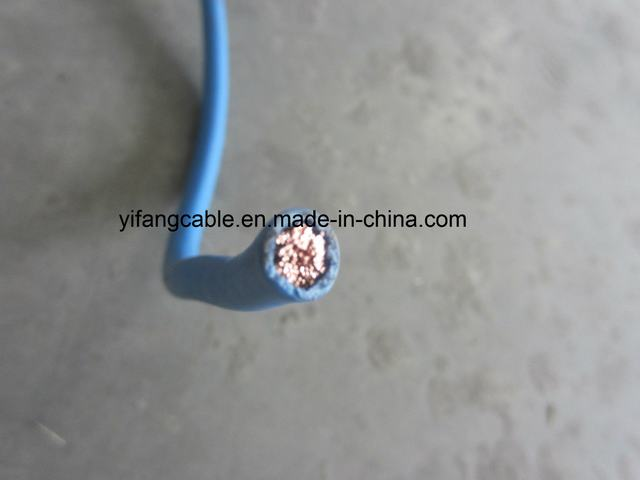 H07V-K Flexible Copper PVC Insulation Electric Wire