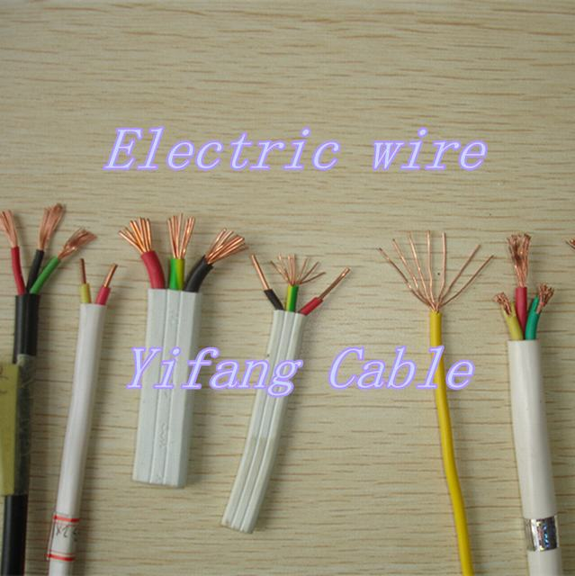 High Quality Electrical Wire, BV, RV