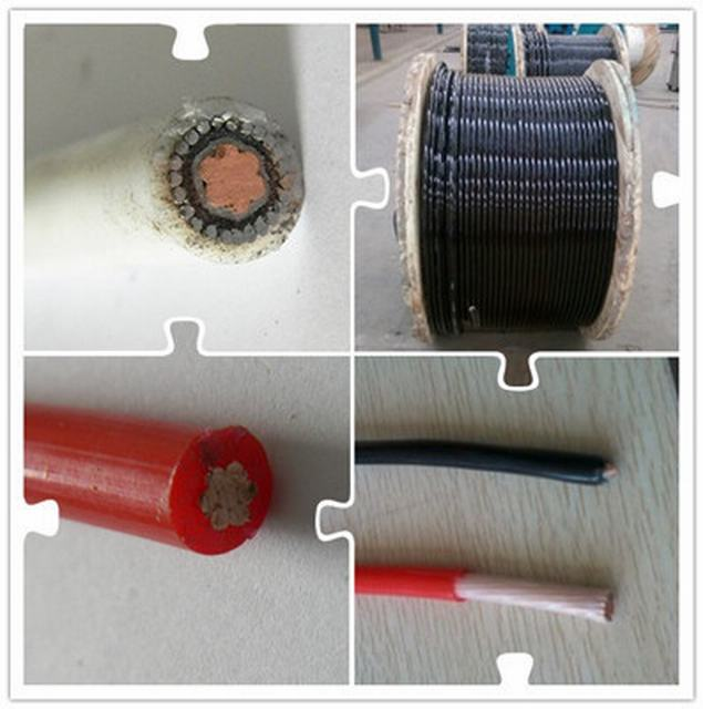 Hmwpe Insulated PVDF Sheathed Cathodic Protection Cable