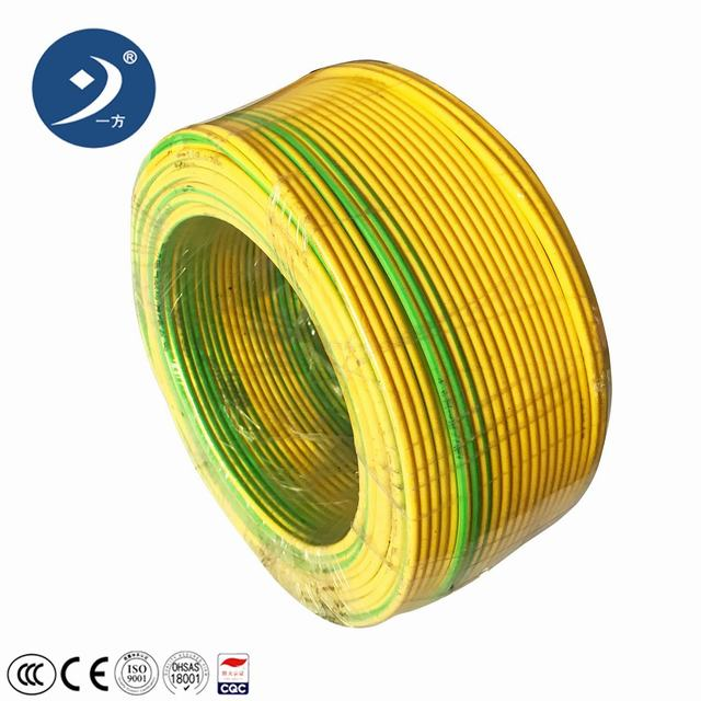 Hot Sale 450/750V PVC Insulated Electrical Cable Wire 3mm
