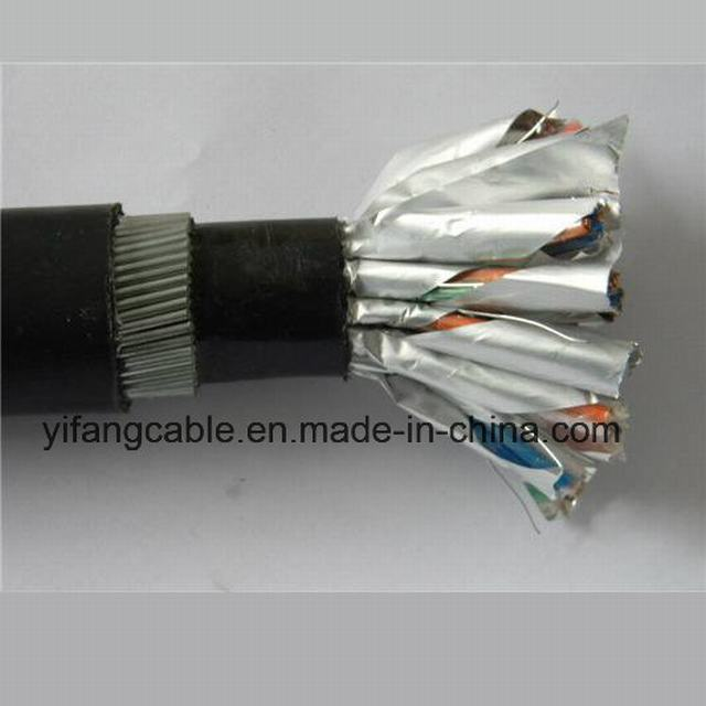 LSZH Control Cable 300/500 V Sheilded with Fire Retardant