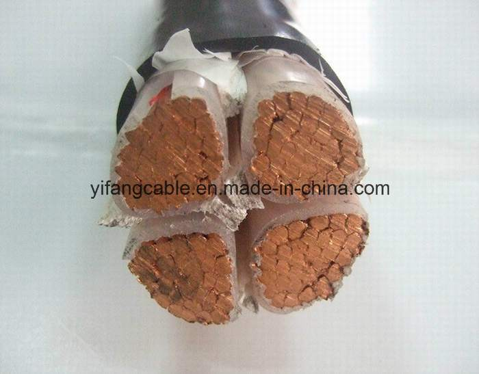 LV Power Cable 4/C 240mm2 XLPE Swa Amoured Yjv32