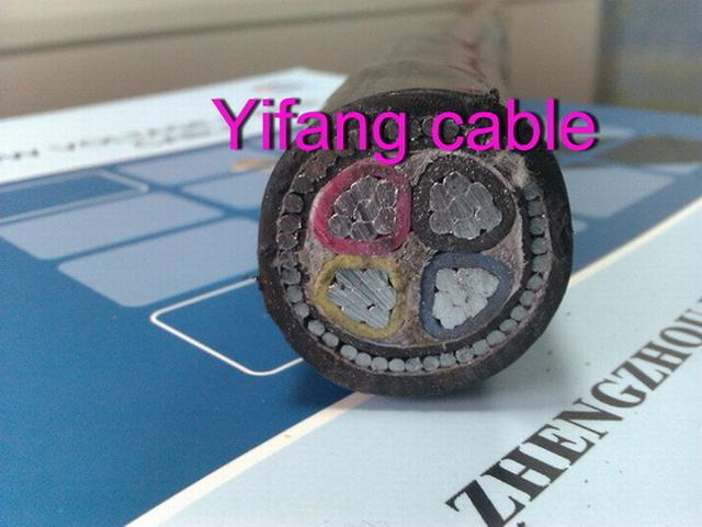 Low Volatge 4 Core 95mm2 XLPE Insulated Cable