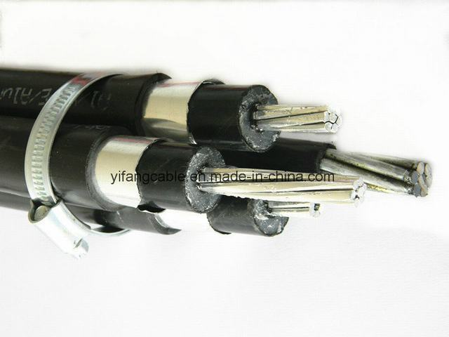 Medium Voltage ABC Cable XLPE Insulated 3 Phases ABC Cable Price