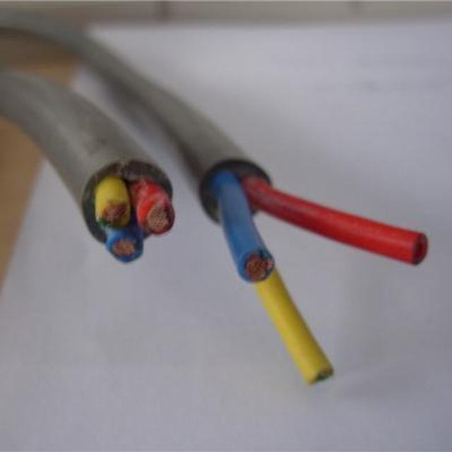 Multicore Cable PVC Insulated Copper Flexible Cables