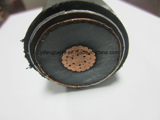 Mv 6kv Copper Conductor XLPE Insulated Armoured Power Cable